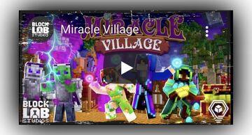 MIRACLE VILLAGE By BlockLab Studios Minecraft Blog