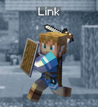 Super Smash Bros. Ultimate in Minecraft - 03 Link Minecraft Blog