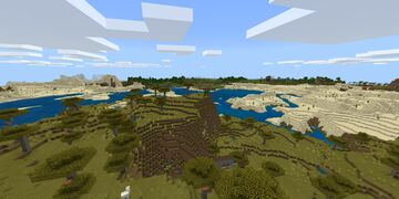 -A great seed- Minecraft Blog