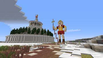 AB VRBE CONDITA: visita virtual al Mausoleo de Augusto (Roma, s. I a. de C.) Minecraft Blog