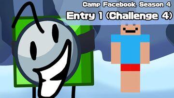 Camp Facebook (Season 4); Entry 1 (Challenge 4): Hey! Wanna see me speedrun? Minecraft Blog