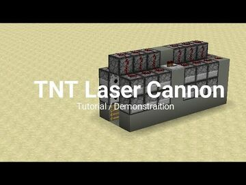 How to make a tnt laser Minecraft Blog