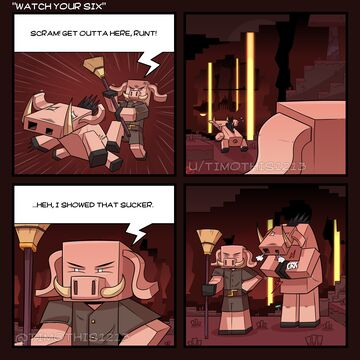 Timothis' Comic Blog 2020 Minecraft Blog