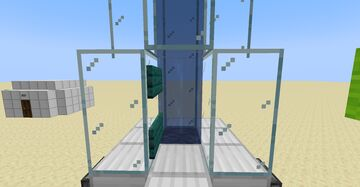 How to Make a Two-Way Water Elevator! Minecraft Blog