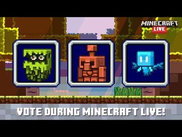 My Thoughts, Concerning the Mob Vote Minecraft Blog