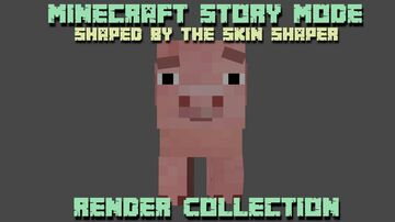Minecraft Story Mode Render Collection! [ W.I.P ] Minecraft Blog