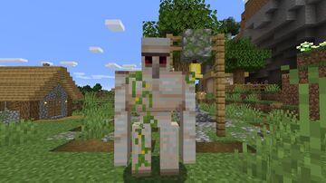 Iron Golem Image Minecraft Blog