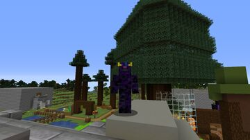 Tree build Minecraft Blog