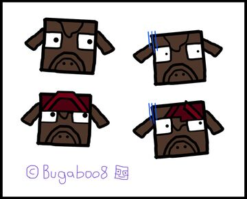 So, I've made some Head Icons of Salted for a Potential FNF Mod [more info in desc.] Minecraft Blog