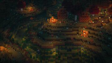 Autumn Wallpaper Minecraft Blog