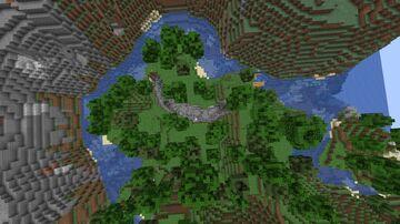 Una gran grieta semilla (1.16.5) Minecraft Blog