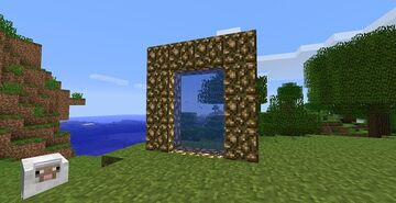 How to make a portal to paradise in Minecraft? Minecraft Blog