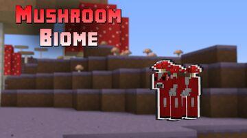 I literally spawned IN a Mushroom Biome Minecraft Blog