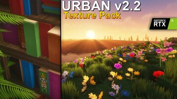 URBAN_v2.2:Showcase video is out!!!! Minecraft Blog