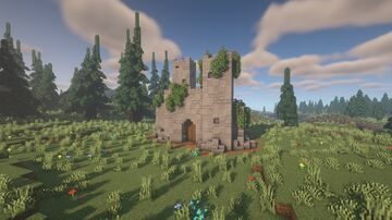Massive Project Introduction - Blog #1 Minecraft Blog