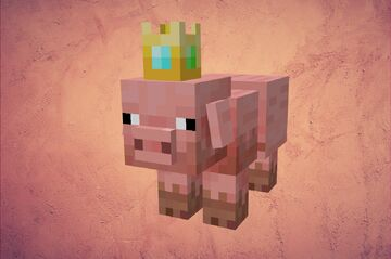 The Pig King Minecraft Blog