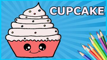 Cupcake Easy Step by Step Minecraft Blog