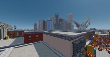 Monastrapol City #2 Minecraft Blog