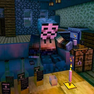 Minecraft : During COVID-19 Quarantine [Minecraft Animation in 8k 60fps] Minecraft Blog