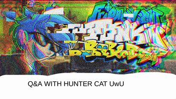Q AND A WITH HUNTER CAT ONE YEAR EDITION Minecraft Blog