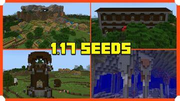 Minecraft Bedrock Edition 1.17 Seed #5 Minecraft Blog
