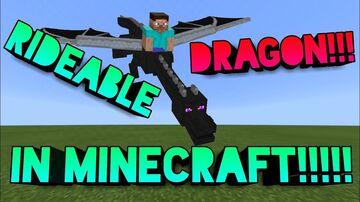 Rideable Ender Dragon in Minecraft! Minecraft Blog