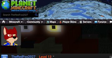 """ENG/RUS """"Plans for the future"""" Minecraft Blog"""