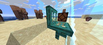 A Vanilla Minecraft Chair + Story Minecraft Blog