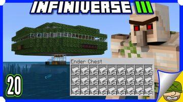 Iron Farming Complete   20   Minecraft Infiniverse S3 Minecraft Blog