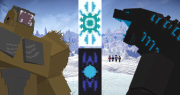What If Godzilla Invites Kong To Join Frostbourne and Ender Watchers Minecraft Blog