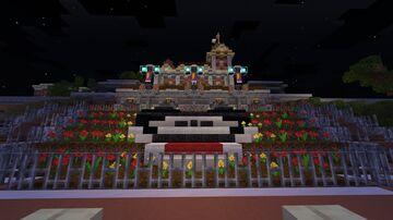 From Blocks To Magic: a bedrock theme park community Minecraft Blog