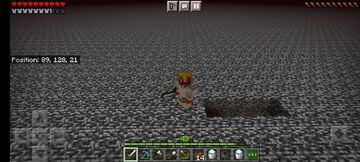 Did you know this? How to break the Bedrock from the roof of the nether Minecraft Blog