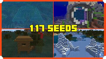 Minecraft Bedrock Edition 1.17 Seed # 2 Minecraft Blog