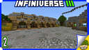 Barn Raising | 2 | Minecraft Infiniverse S3 Minecraft Blog