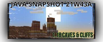 ⛏MINECRAFT JAVA SNAPSHOT 21W43A Minecraft Blog