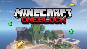 Minecraft : OneBlock Minecraft Blog