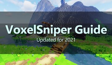 How to use VoxelSniper [2021] Minecraft Blog