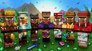 I made a Baker Villager using commands! Minecraft Blog