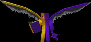 Just a cool custom mob I made Minecraft Blog
