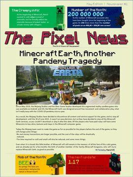 The Pixel News | 1 Minecraft Blog