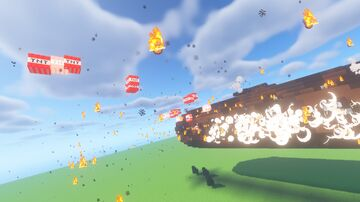 Render Test #1 - Shadow of the Deep Refit 2B ( Movecraft Plugin ) Minecraft Blog