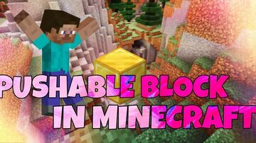 Pushable Blocks in Bedrock! (no mods/add-ons) Minecraft Blog