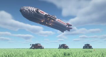 Towards the Front  [ | Wind and Soil | AU | Airship Pirates | ] Minecraft Blog