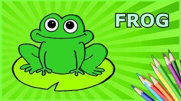 Draw a Simple Frog Minecraft Blog