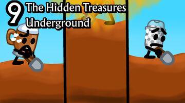 Extreme Object Island Episode 9: The Hidden Treasures Underground! Minecraft Blog