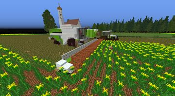 We need you! Help us building all sorts of cultivation 1:1 scale in Minecraft! Minecraft Blog