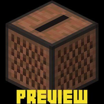 Minecraft Datapack Early Look: Minecraft Music Disc Player Minecraft Blog