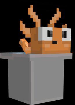 Hello i am in bucket please help Minecraft Blog