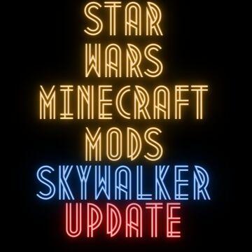 BRAND NEW UPDATE FOR THE STARWARS MOD Minecraft Blog