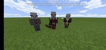 New Illager (Credits Zozo-zrob) Minecraft Blog